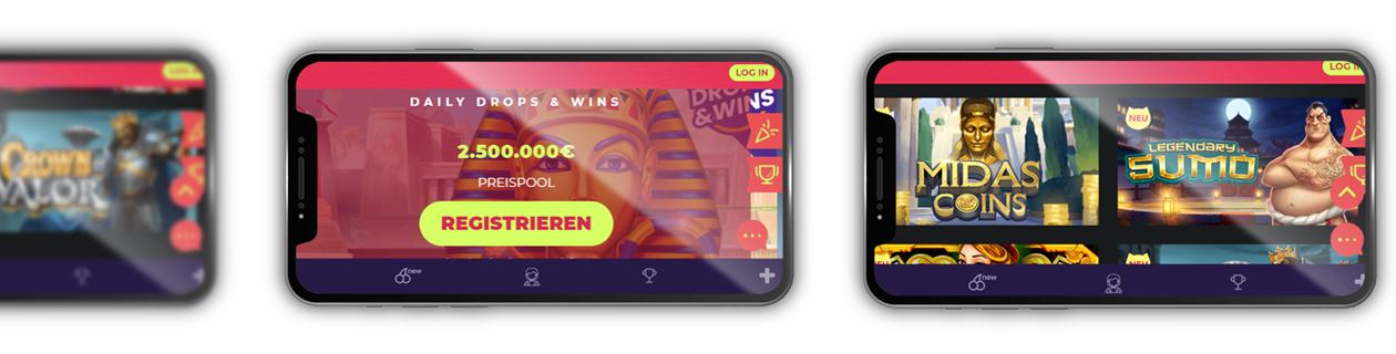 Mobile Casino in Österreich